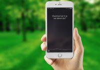 33 grappige vragen aan de Nederlandse Siri