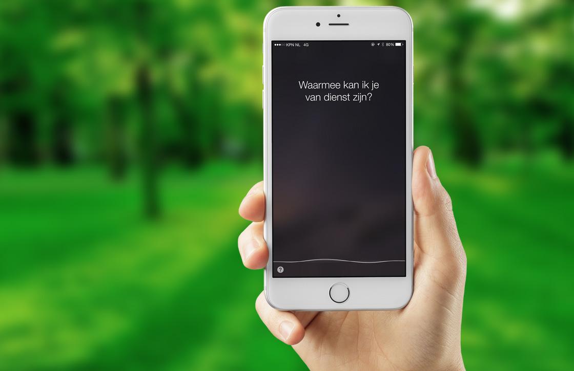 Gerucht: Siri gaat voicemails omzetten naar tekst