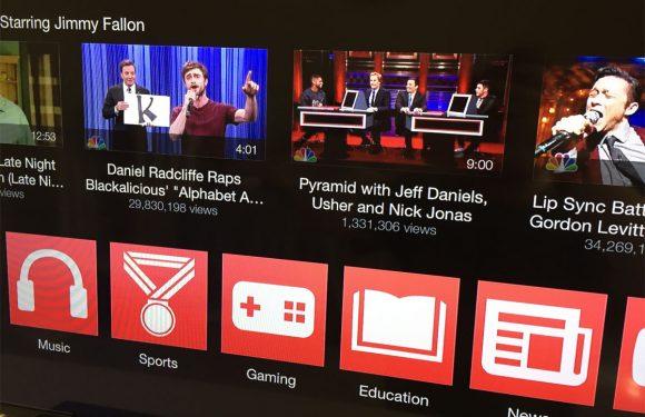YouTube-app werkt niet meer op oudere Apple TVs en iOS-toestellen