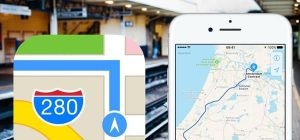 Apple Maps OV-info: nu in Nederland