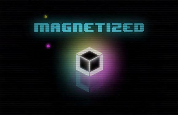 Puzzel met magneten in het fraaie Magnetized
