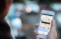 Uber nu in de hele Randstad te bestellen