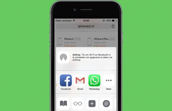 In 3 stappen de nieuwe deelfunctie van WhatsApp gebruiken