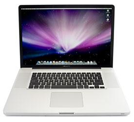 apple macbook 17 inch
