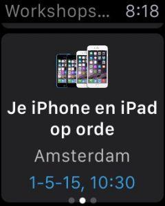 apple store voor apple watch k