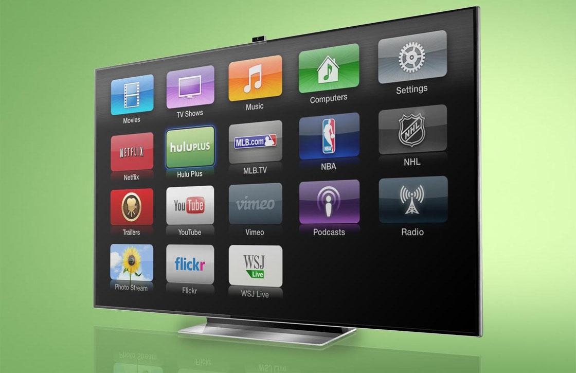 'Apple's plannen voor eigen televisie allang in koelkast'