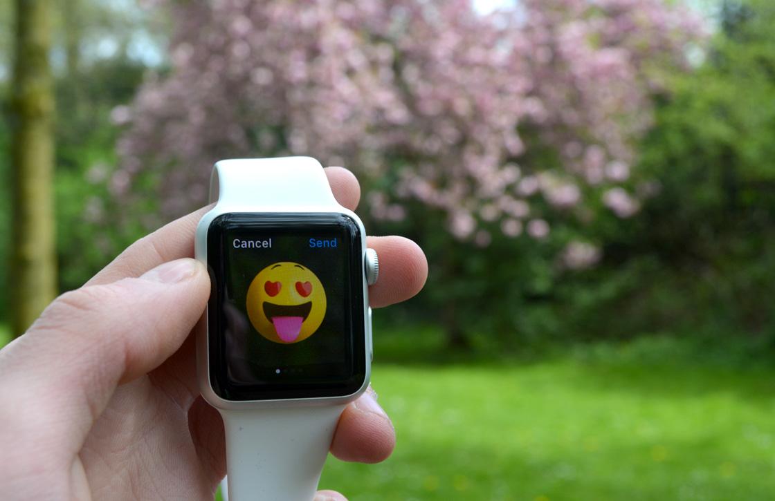 Apple Watch review: een smartwatch die nog moet groeien