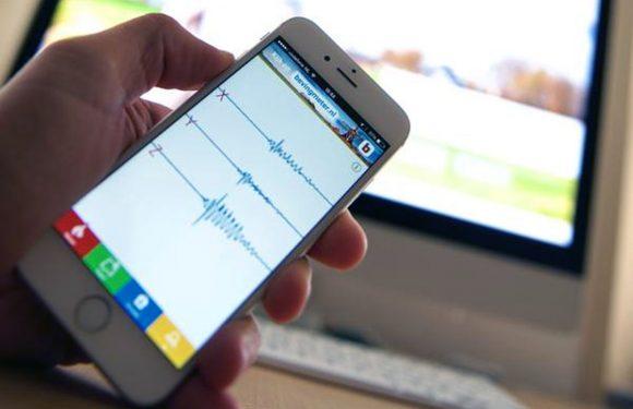 Bevingmeter: gratis iOS-app om aardbevingen te meten