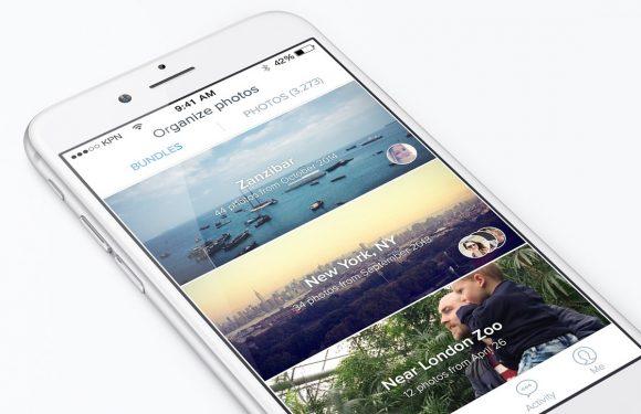 Nederlandse app Bundle helpt je orde scheppen in je iPhone-foto's