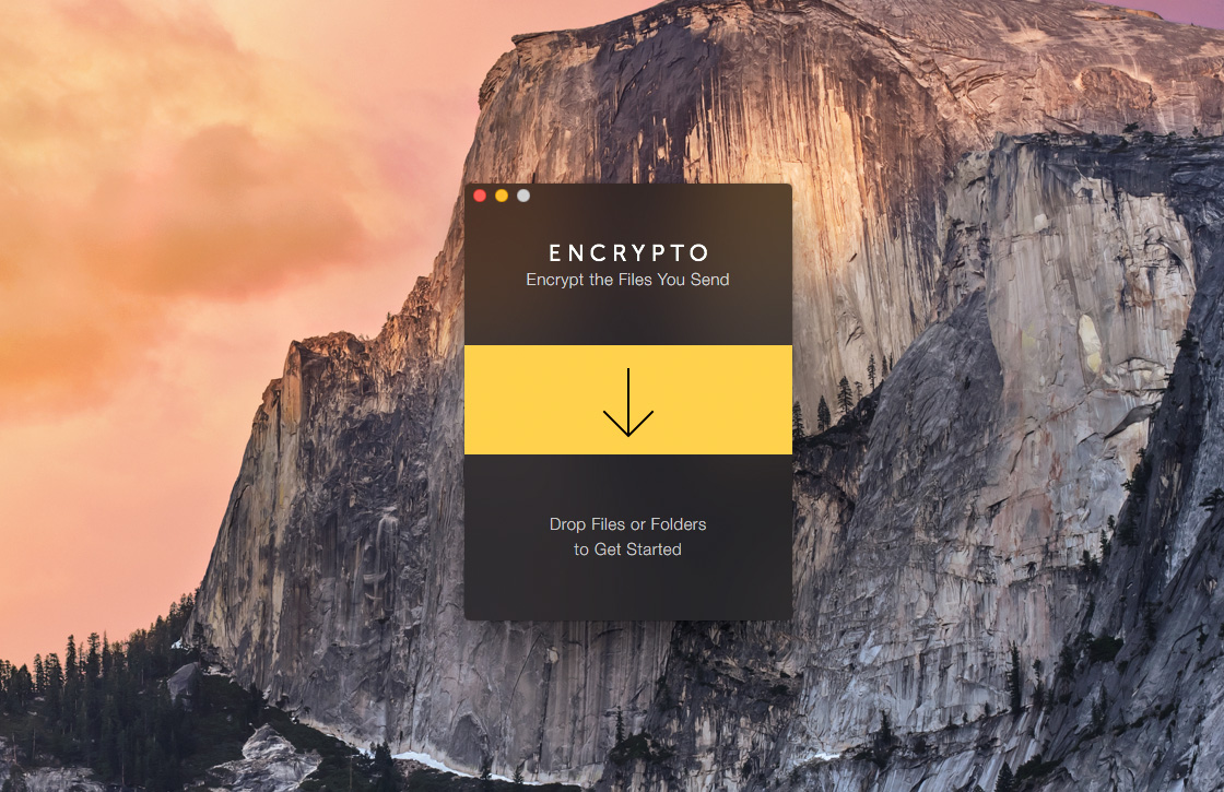 Encrypto: handige app versleutelt bestanden op Mac