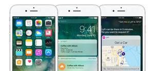 Zo worden iOS 10-apps uitgebreider dan ooit
