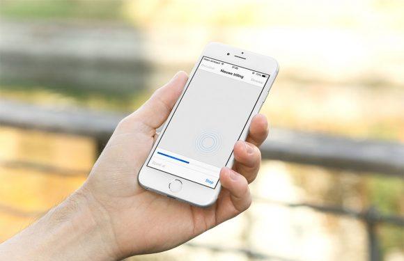 In 3 stappen trillingen voor meldingen maken met je iPhone