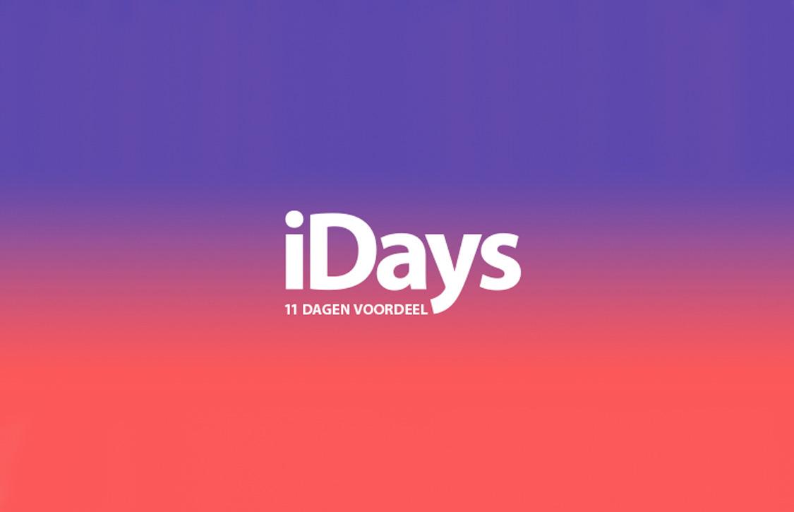 iCentre iDays: 11 dagen voordeel op Apple-apparaten