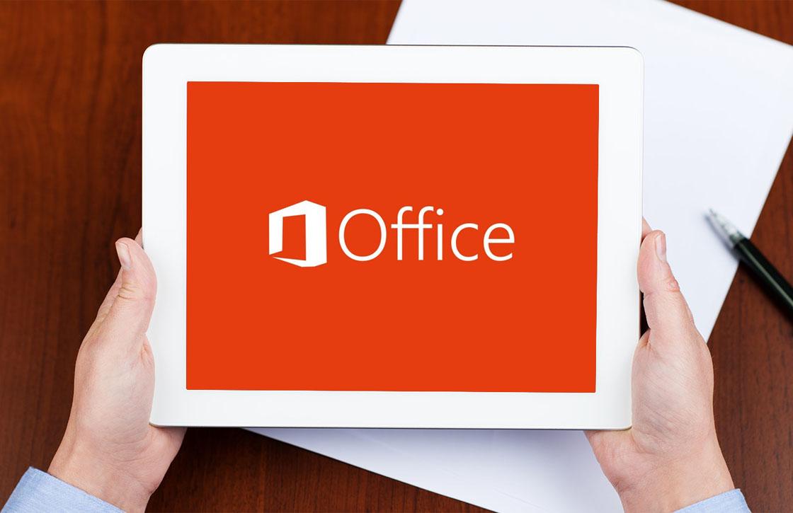 Microsoft Office-apps werken nu samen met iCloud