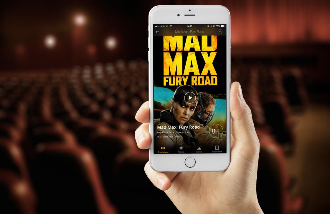 MooVee: fraaie app om je film-kijklijst bij te houden