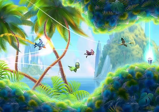Oddwings Escape