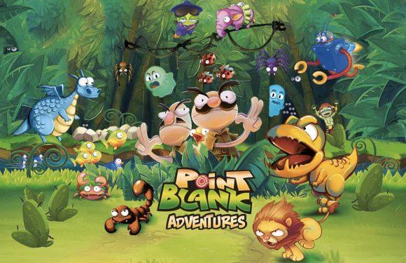 Arcadegame Point Blank Adventures laat je knallen op iOS
