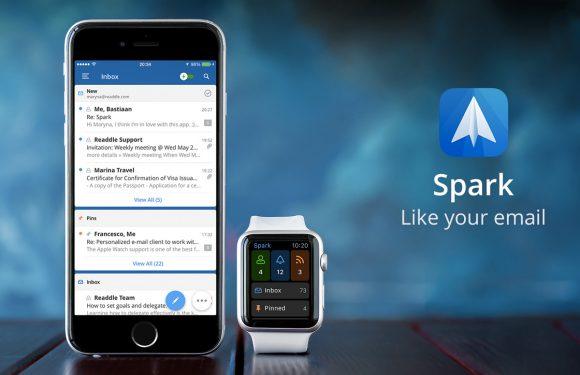 Slimme mail-app Spark nu ook beschikbaar op de iPad