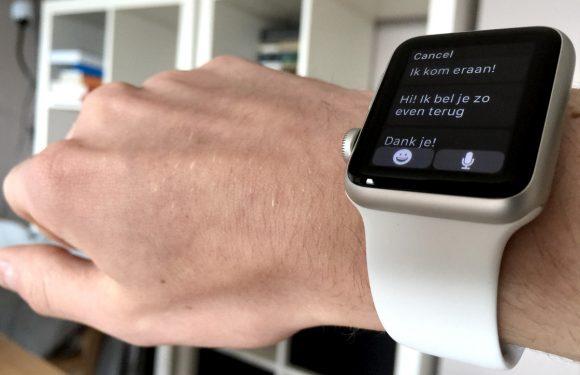Aan de slag met de Apple Watch: 12 handige tips