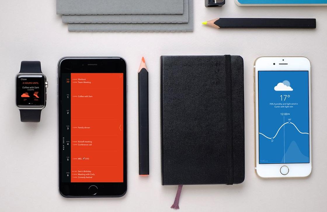 Moleskine lanceert schitterende agenda-app voor iOS
