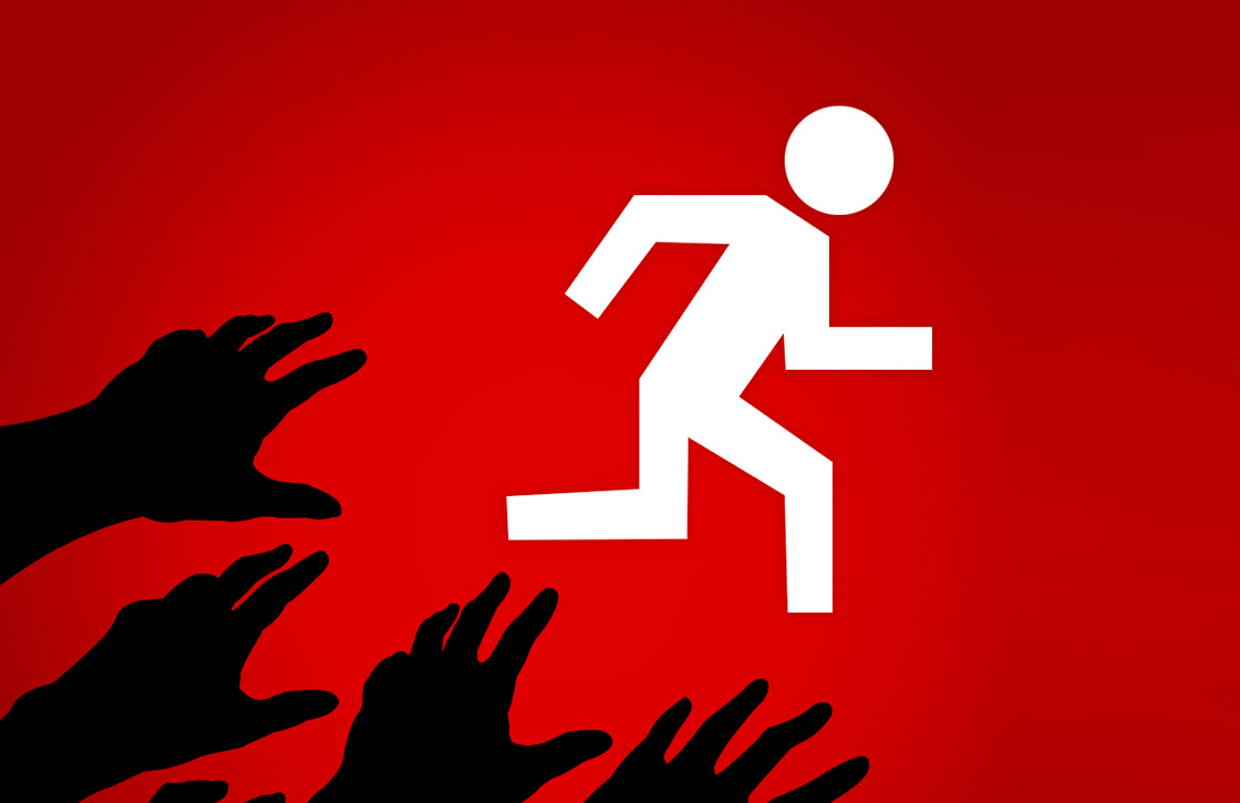 Hardloop-app 'Zombies, Run!' is nu gratis te downloaden