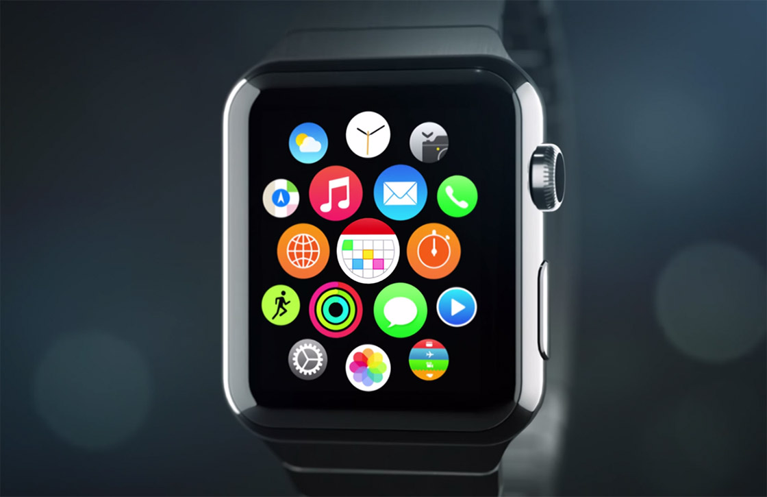 Video: het 20 jaar oude Macintosh OS op de Apple Watch