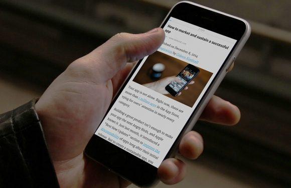 Short maakt artikelen lezen met je iOS-toestel nog leuker
