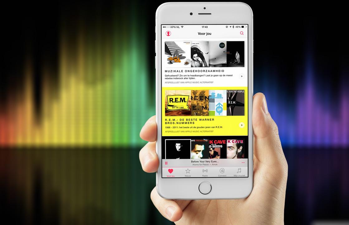 Dit is Apple Music: de muziekdienst van Apple