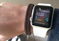 Zo gebruik je de Apple Watch als je linkshandig bent