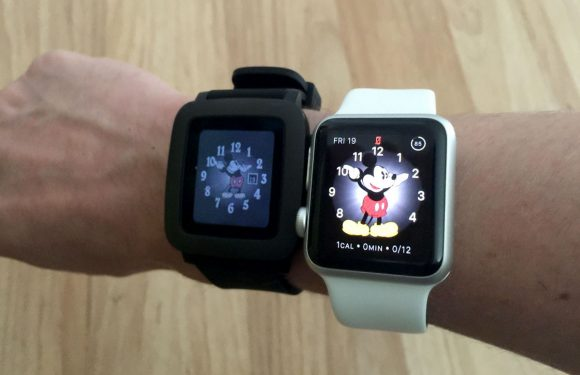 Apple Watch vs Pebble Time: welke verdient een plek om je pols?