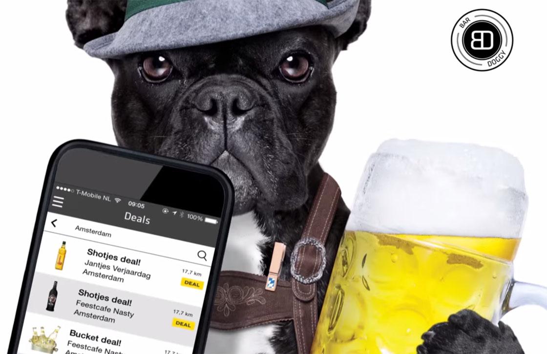 BarDoggy: goedkoop borrelen en feesten met iPhone-app