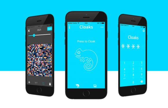 Cloaks: nieuwe app verbergt gênante foto's op je iPhone