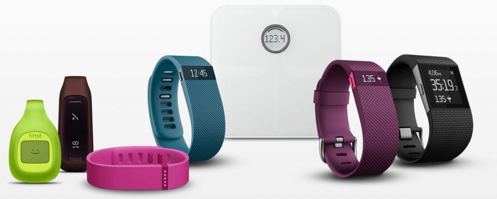fitbit apple watch populair