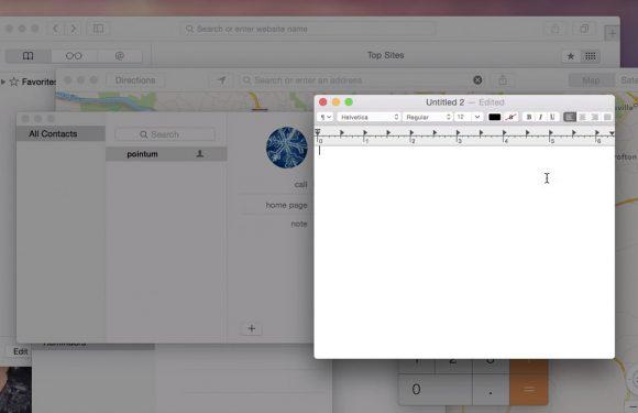 Focus op één venster tegelijk met HazeOver voor de Mac