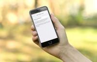 In 3 stappen kiezen vanaf welk iOS-apparaat je je locatie deelt