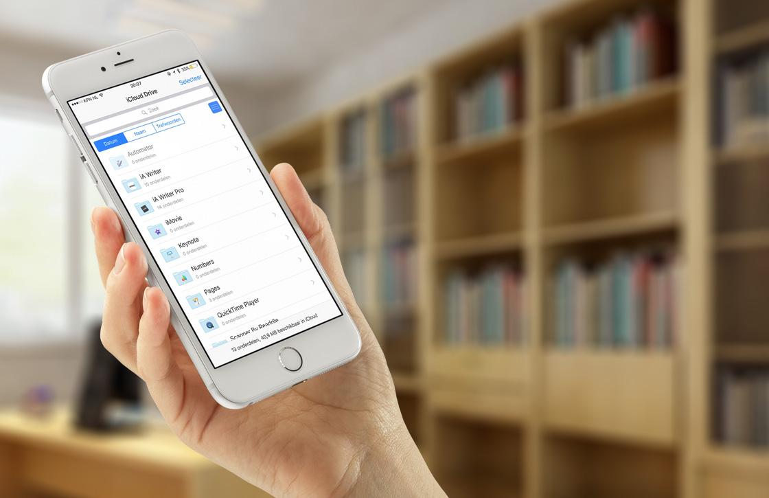 De iCloud Drive-app zit verstopt in de iOS 9-beta: zo vind je hem