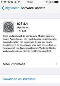 iOS 8.4 downloaden