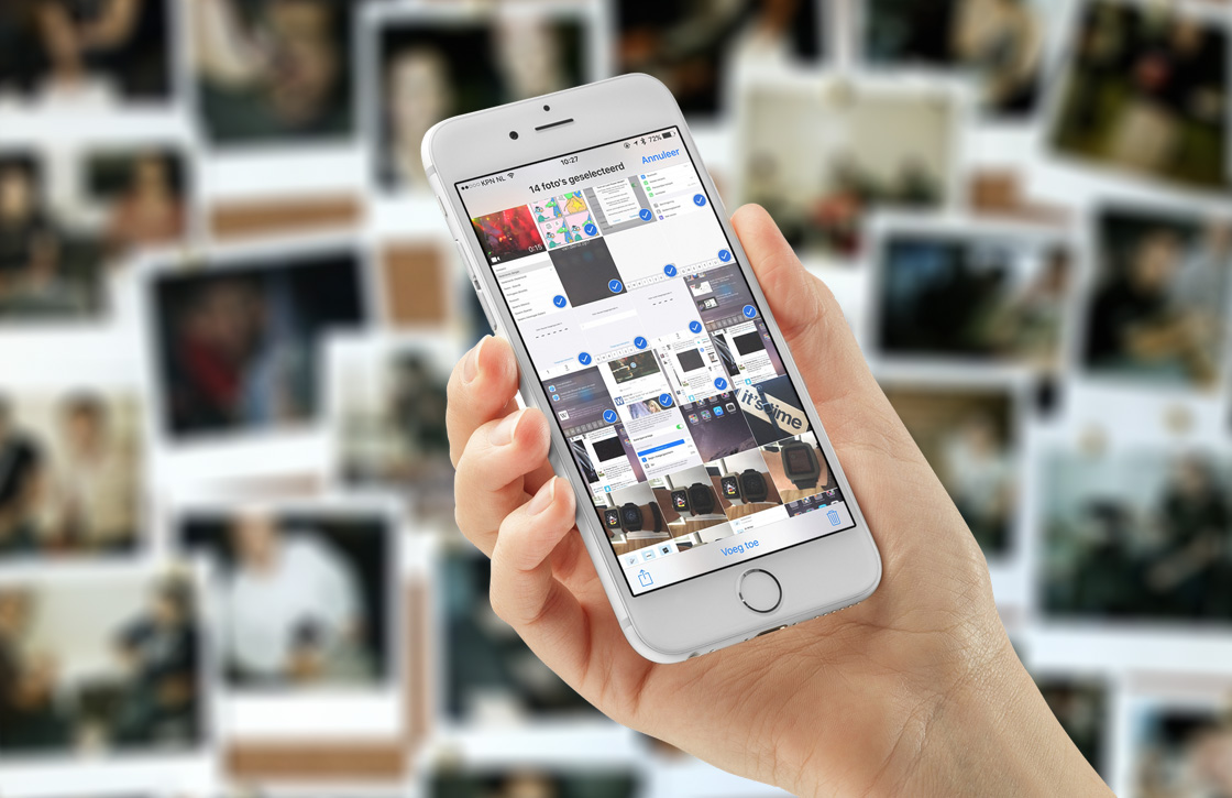Wat je moet weten over de vernieuwde Foto's-app in iOS 9