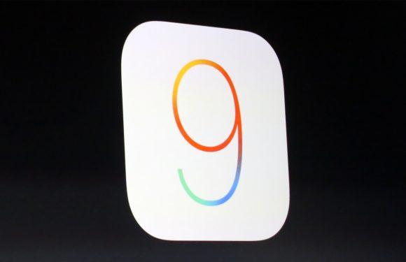 iOS 9 op driekwart van compatibele iPhones en iPads geïnstalleerd