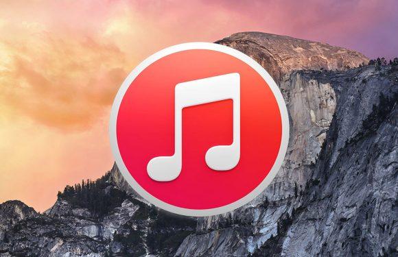 Apple versimpelt iTunes-navigatie in nieuwste update