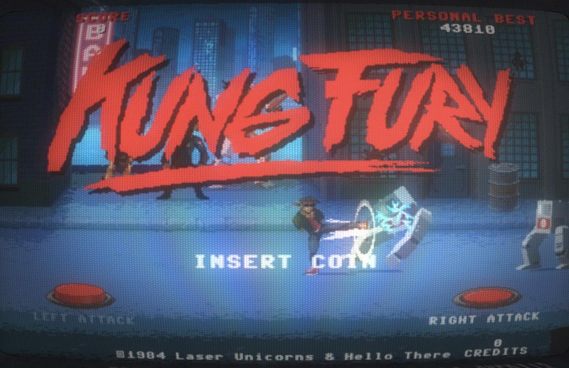 Kung Fury: gewelddadige hommage aan de 80s op iOS