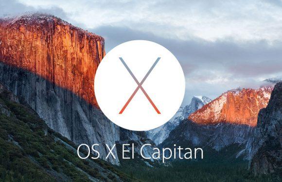 Deze 4 vernieuwingen brengt OS X 10.11 El Capitan