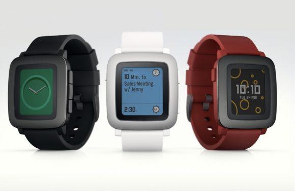 Pebble Time-horloges hebben nu Nederlandse spraakbediening