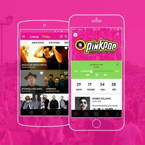 pinkpop 2015 app