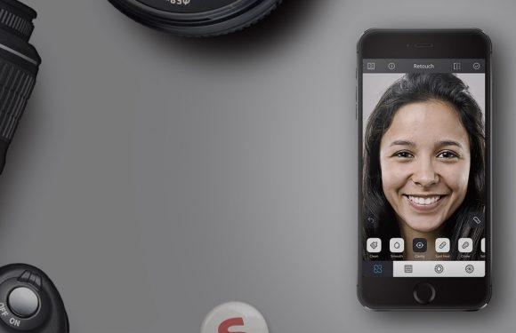 Bewerkings-app Relook strijkt je selfies glad