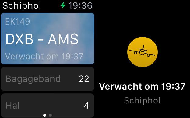 schiphol-app