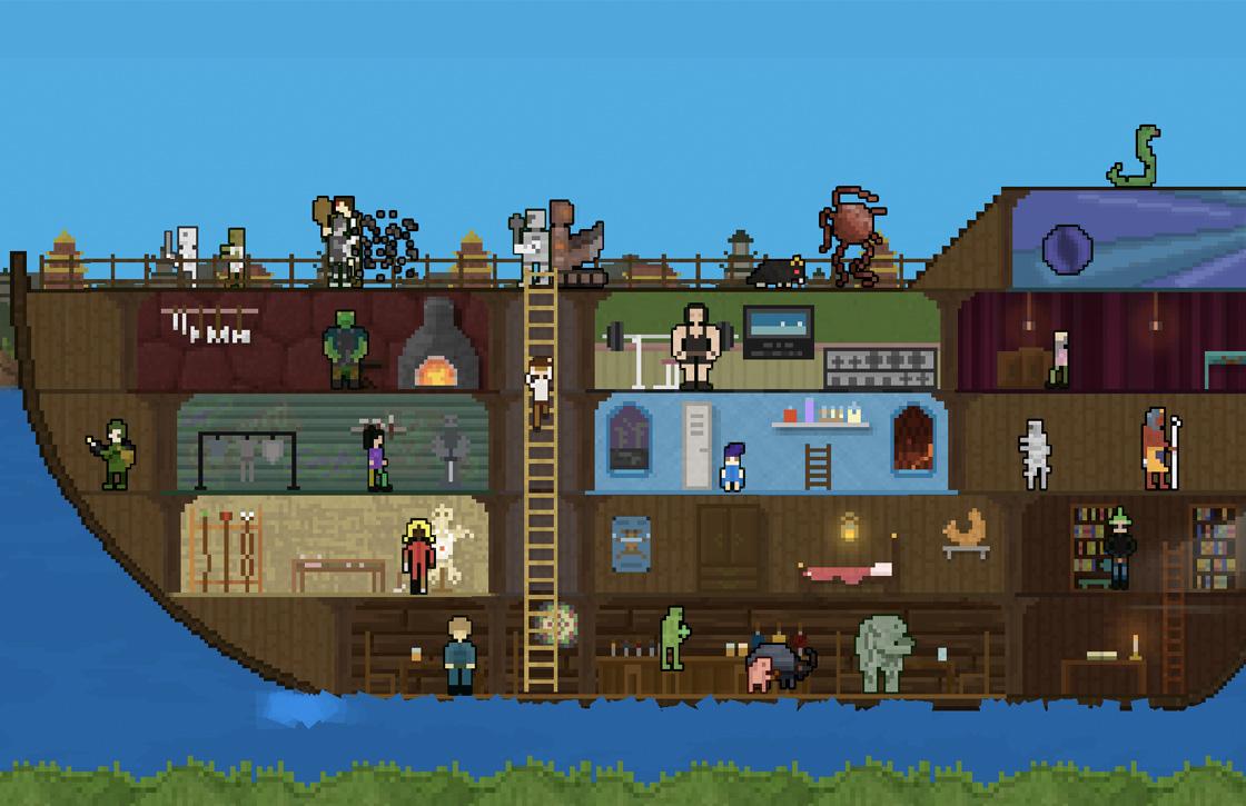 You Must Build A Boat: je moet deze game spelen