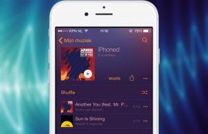 Apple Music afspeellijsten