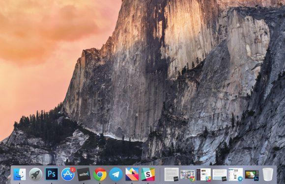 Tip: Zet alleen actieve apps in het Mac Dock met deze 4 stappen