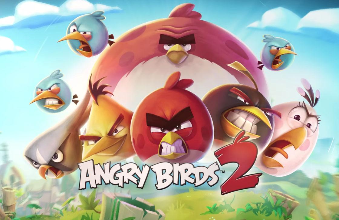 Angry Birds 2 landt in App Store met prijzige in-app aankopen